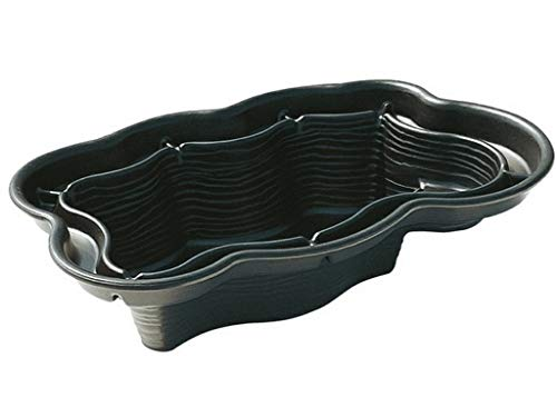 Fertigteich Iris von Ubbink aus Polyethylen, 530 Liter