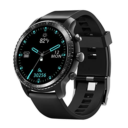 Tinwoo Smart Watch for Android / iOS Phones, Support Wireless...