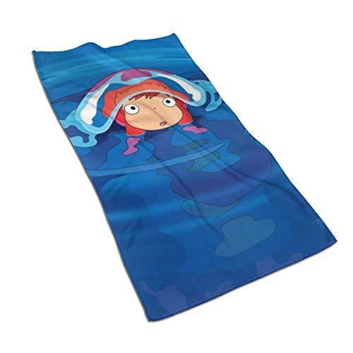 CGHD Ponyo on The Cliff Towels Toallas de microfibra Toalla