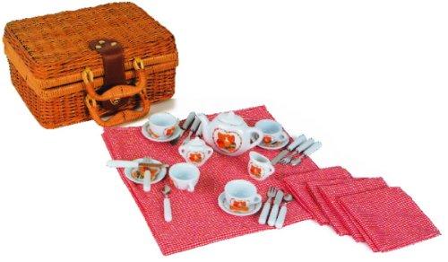 "Picknickkorb ""Breakfast"""