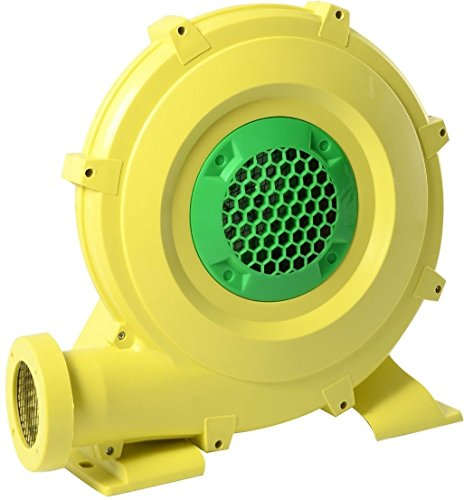 Sandinrayli Air Blower Pump Fan 450 Watt 0.6HP for Inflatable Bounce House Bouncy Castle
