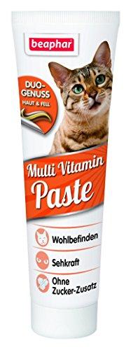 Beaphar Multi-Vitamin-Paste für Katzen
