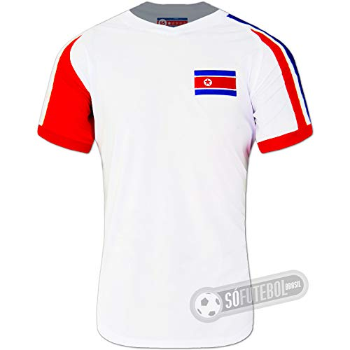 Camisa Coréia do Norte - Modelo II