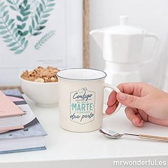 Amazon.es: Mr. Wonderful: Tazas para tu pareja