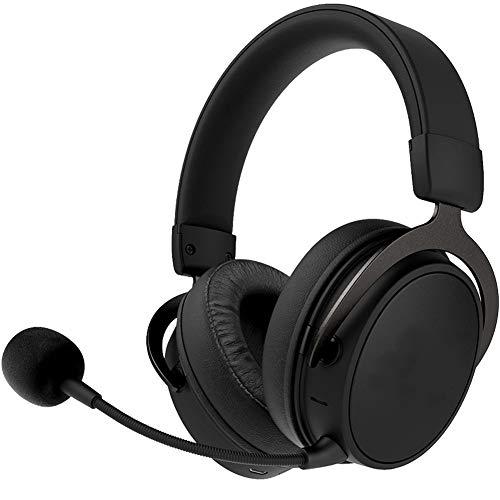 gameCasque filaire pour casque de jeu stéréo, compatible avec ordinateurs, consoles de jeu, téléphones intelligents, etc. avec terminal 3,55 mm, casque avec réduction du bruit, avec microphone (