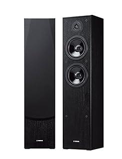 Un paia di speaker Qualità Yamaha dal 1887 Per produrre suoni di qualità Linee arrotondate a bassa diffrazione per un suono dettagliato privo di incertezze Due woofer da 16 cm