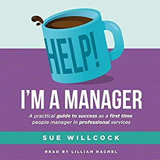 Help! I'm a Manager cover art