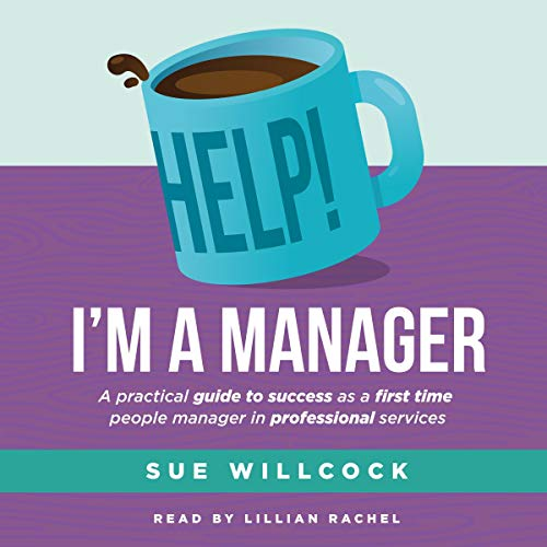 Help! I'm a Manager audiobook cover art