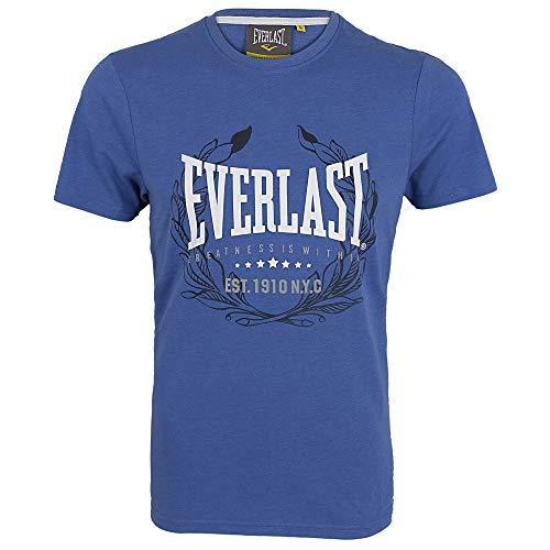 Everlast T-Shirt EVR10485 Blue M