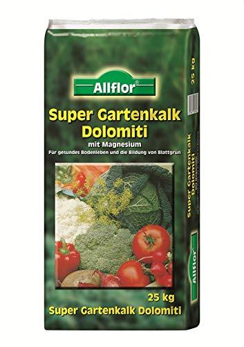 Allflor® Super Gartenkalk Dolomiti 25 kg