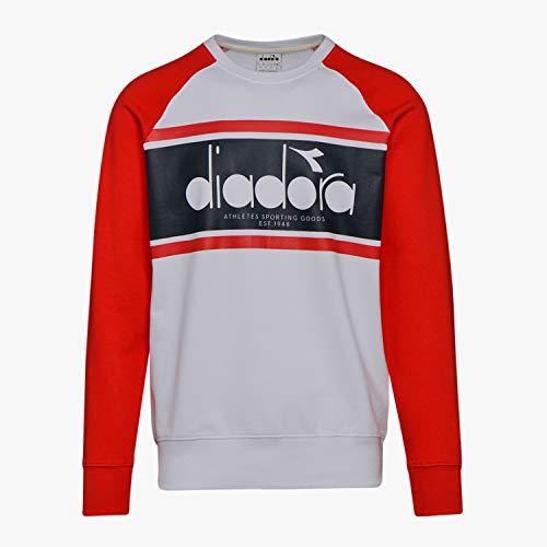 Diadora - Vlies Sweatshirt Crew Spectra für Mann (EU XL)