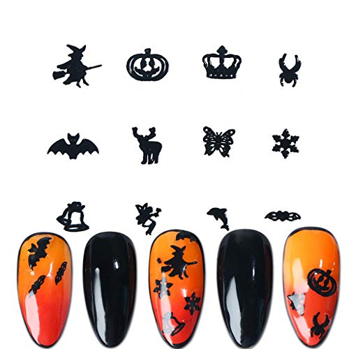 Fasclot Decal Stickers Nail Art Tip DIY Decoration Stamping Manicure
