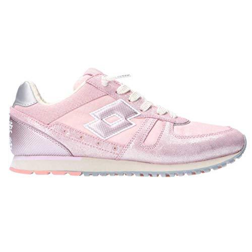 scarpe lotto japan donna Lotto Sneakers Donna Leggenda Tokyo Shibuya Pink Metal POU S8886 117-39