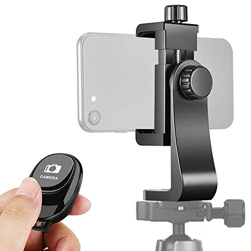 Victiv Mobile Phone Tripod Mount with Shutter Remote Control for Selfie...