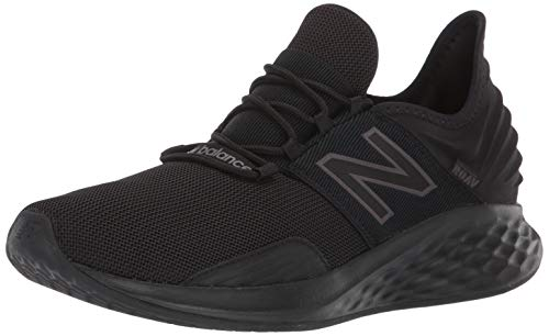 New Balance Fresh Foam Roav', Zapatillas de Running para Hombre, Negro (Magnet Magnet), 42 EU