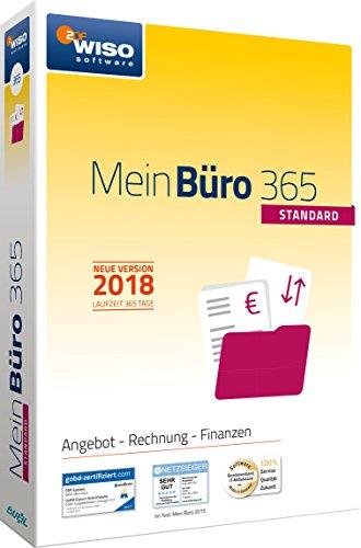 WISO Mein Büro 365 (2018) Standard (Frustfreie Verpackung)