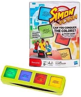 Hasbro Juegos Infantiles Simon Flash Bloques Electronicos 4 Formas ...