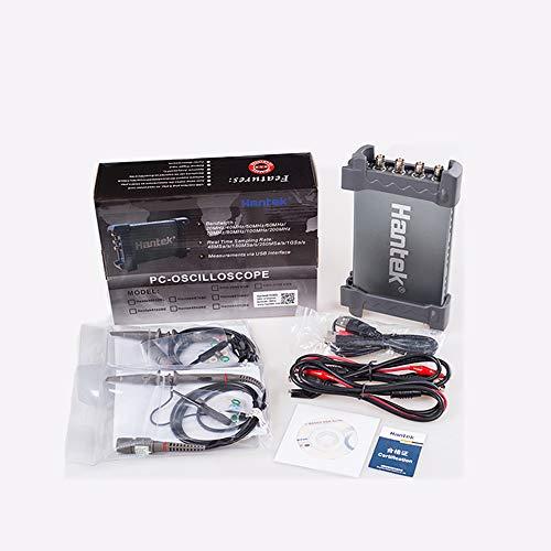 Hantek PC 6074BC USB-Digitalspeicher-Oszilloskop, 4 Kanäle, 70Mhz Bandbreite