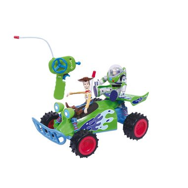 Toy Story 3 Motion RC Coche y figuras