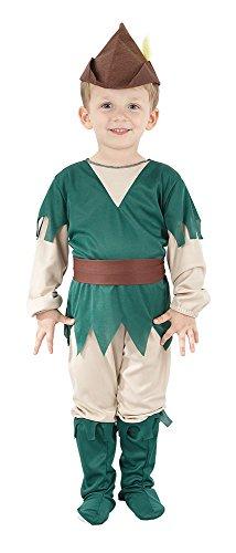 Bristol Novelty Robin Hood Kostüm für Kleinkinder