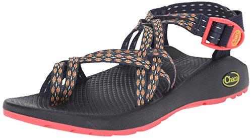 Chaco Women's ZX2 Classic Sandal, Crest Citrus, 7 M US