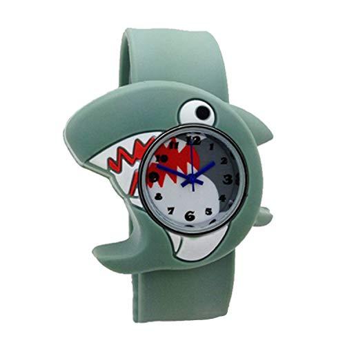 ACAMPTAR Relojes de Ni?os Reloj Infantil de Dibujos Animados Reloj de Relojes...