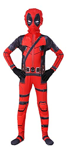 RELILOLI Deadpool Costume Kids (Costume, 5T)
