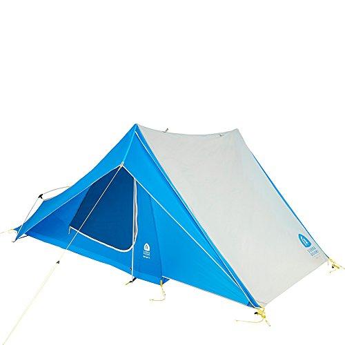 Sierra Designs Divine Light 2 FL 3-Season Tent Silver Lining/Blue Jewel 2 Person