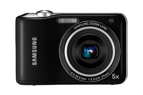 """Samsung ES ES30 Cámara compacta 12,2 MP 1/2.33"""" CCD Negro - Cámara Digital (12,2 MP, 1/2.33"""", CCD, 5X, 141 g, Negro)"""