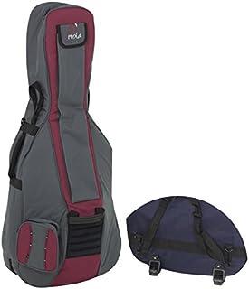 color negro Ortola 5079-001 Cubre viol/ín 4//4