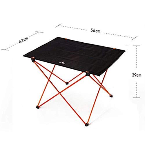 Klappstühle Outdoor Heavy Duty, Tragbarer Stuhl Klappbarer DIY Tisch Stuhl Schreibtisch Camping Grill Wandern Reisen Outdoor Picknick, Sc23156X43X39Or Outdoor