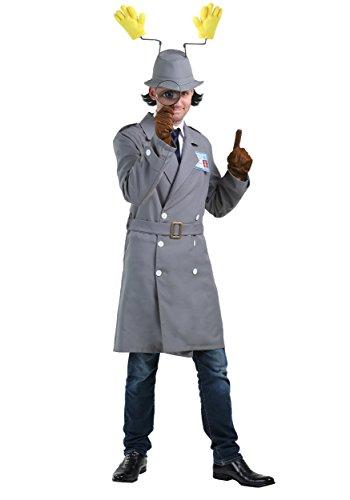 Inspector Gadget Plus Size Men
