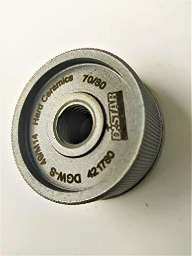Fliesenwerkzeug Diamant Fräser 50mm M14 Hartkeramik für Winkelschleifer DISTAR (100/120)