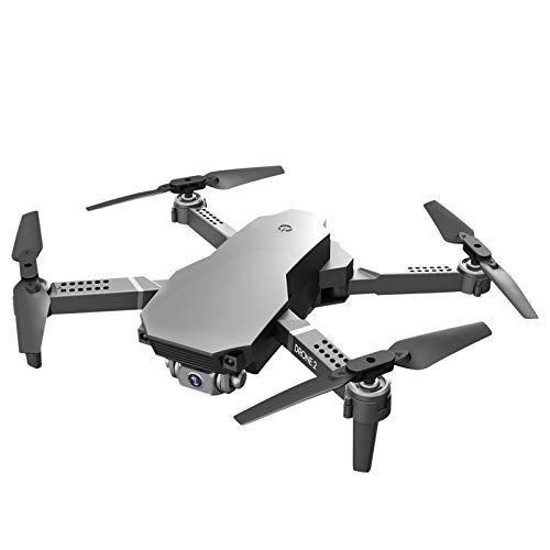 Ncenglings H702 Mini Drohne Hochauflösende 4K-Luftdrohne mit Kamera, 3D-Flip-WiFi-FPV-Echtzeitsendung Drohne, Drohne mit GPS und APP, Sprachsteuerung, Ein-Tasten-Rückgabe, lange Lebensdauer