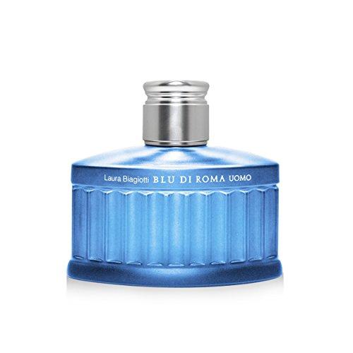 Laura Biagiotti Roma Blu di Men EDT, 1er Pack (1 x 125 ml)