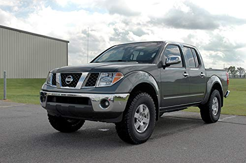 "3/"" Leveling Kit Fits 05 Billet Black Nissan Frontier Xterra Suzuki Equator"