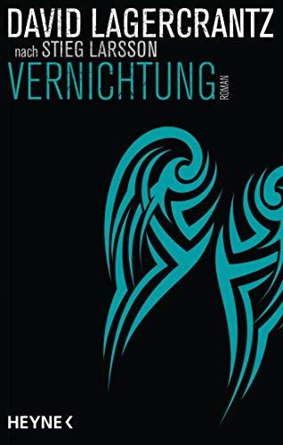 Buchseite und Rezensionen zu 'Vernichtung: Roman ' von David Lagercrantz