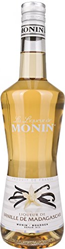Monin Vanilla Madagascar Liqueur - 700 ml