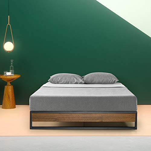 Low Profile Platform Bed