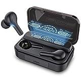 Bluetooth Kopfhörer In Ear Kopfhörer Kabellos mit 120 Stunden Spielzeit, Wireless Kopfhörer Sport...