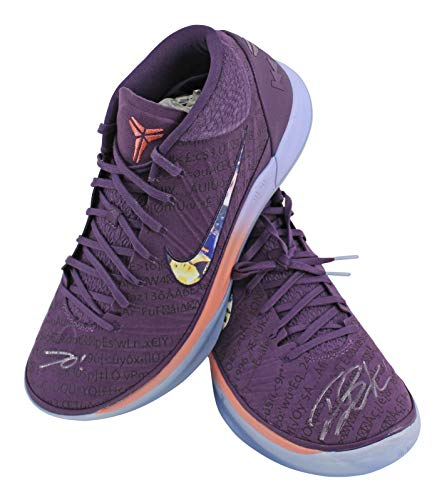 Suns Devin Booker 70! Signed Nike Kobe AD