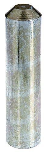 GAH-Alberts 658656 Einschlag-Werkzeug für Einschlag-Bodenhülsen für Stahlrohrpfosten, galvanisch gelb verzinkt