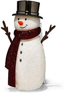 Bath and Body Works Snowman Nightlight Wallflowers Fragrance Plug.