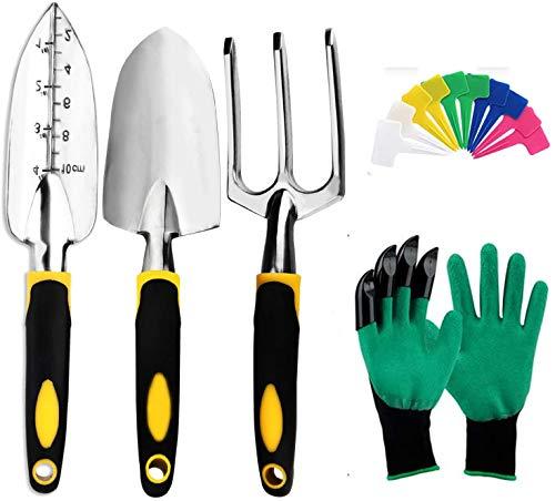 kit jardineria mujer guantes Marca Felly