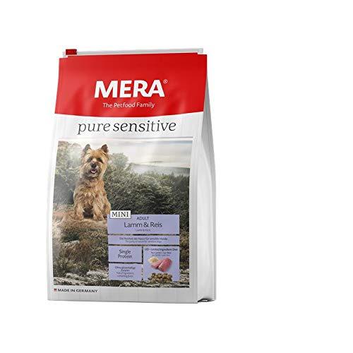 Mera Dog Pure Sensitive Mini Lamm & Reis 1 kg