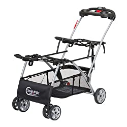 powerful Baby Trend Universal Stroller Frame, Double Snap-N-Go