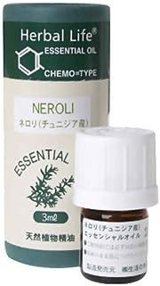 生活の木 ネロリエッセンシャルオイル(チュニジア産) 3ml
