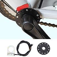安定した 1:1 パワー アシスト アシスタント センサー、長期使用 E バイク スピード センサー、電動自転車バイク用
