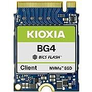 Kioxia KBG40ZNS256G Client SSD 256GB NVMe/PCIe M.2 2230