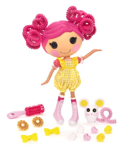 Lalaloopsy – Silly Hair – Crumbs Sugar Cookie – Poupée à Coiffer 33 cm (Import Royaume Uni)